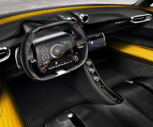 Hennessey Performance Venom F5's Sexy Interior Revealed
