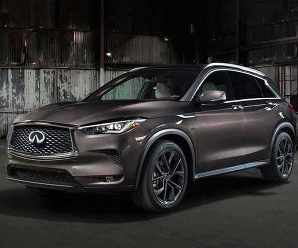 2019 Infiniti QX50 Gets Variable Compression Turbo Engine