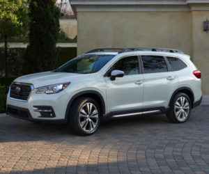 2019 Subaru Ascent Packs up to 8 People and Tows up to 5,000 lb