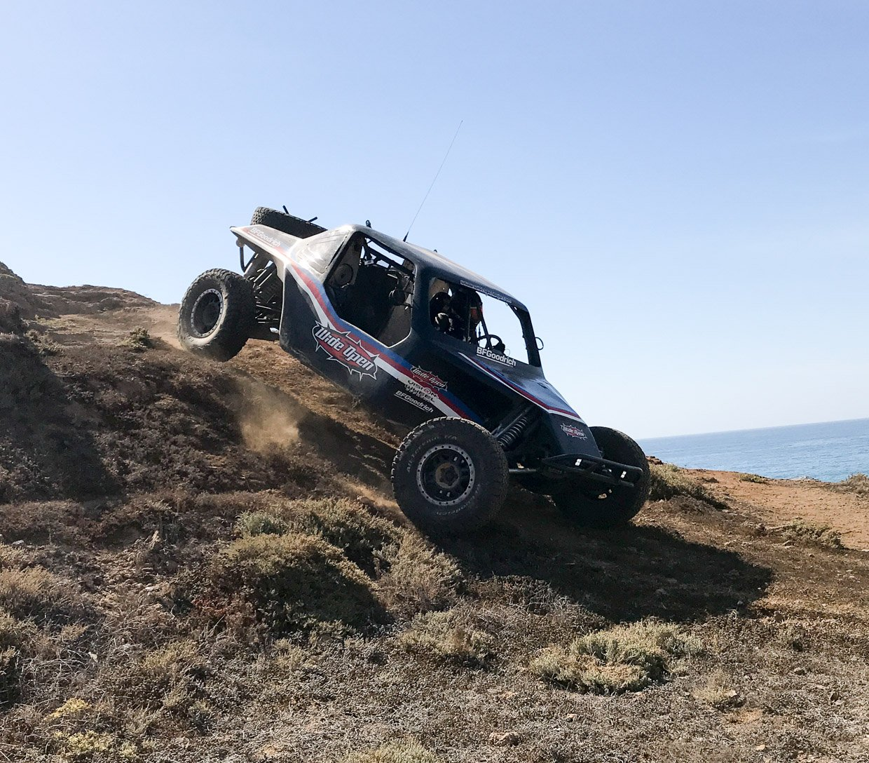 Wide Open Baja's Off-road Racers Are Ready for Anything