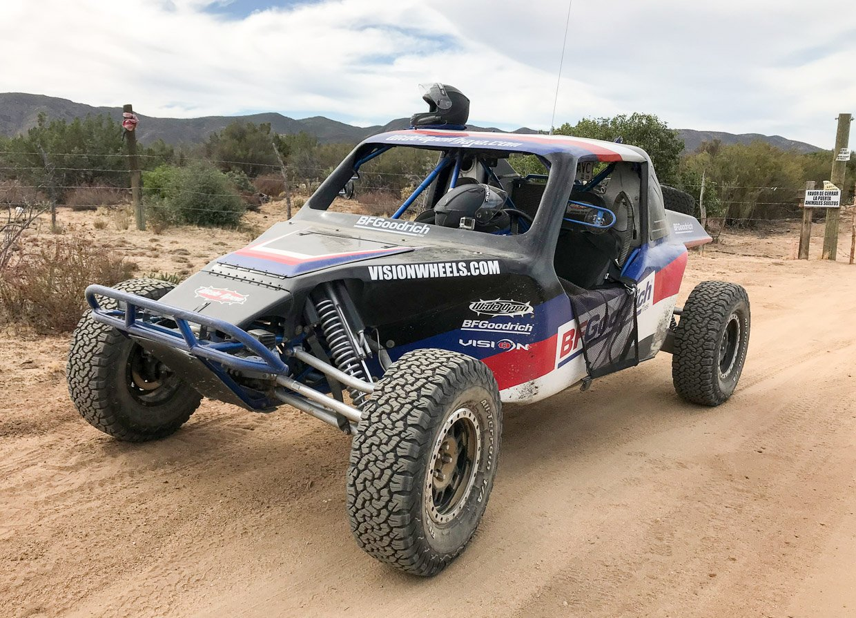 Wide Open Bajas Off Road Racers Are Ready For Anything 95 Octane Safety Harness The Cars Feature An Body Design With A Chassis Constructed From Chromoly Steel Which Provides Strength And Its Occupants