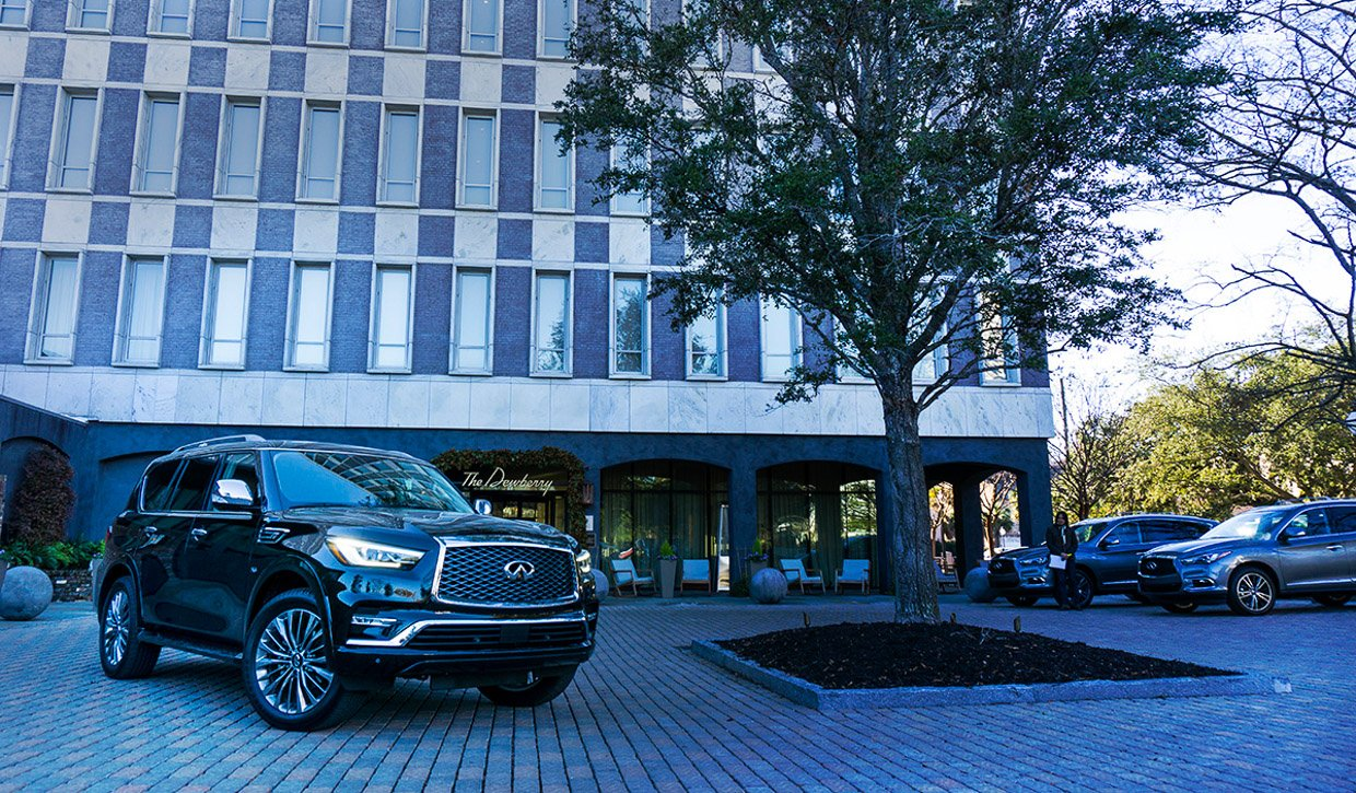 2018 Infiniti QX80 First Drive Review: Big Is Now Beautiful