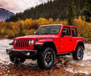2018 Jeep Wrangler JL Pricing Leaks