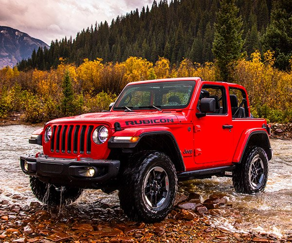 2018 Jeep Wrangler JL Pricing Leaks
