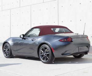Mazda MX-5 Miata Club Gets New Options for 2018