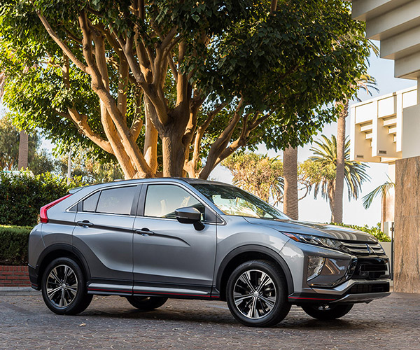 2018 Mitsubishi Eclipse Cross First Drive: Not Brian O'Connor's Ride