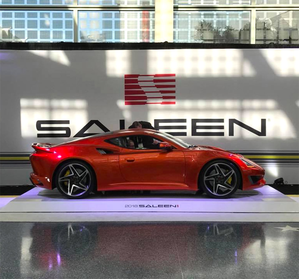 2018 Saleen S1 Rocks A 450hp Turbo-4 In A Svelte 2685 Lb