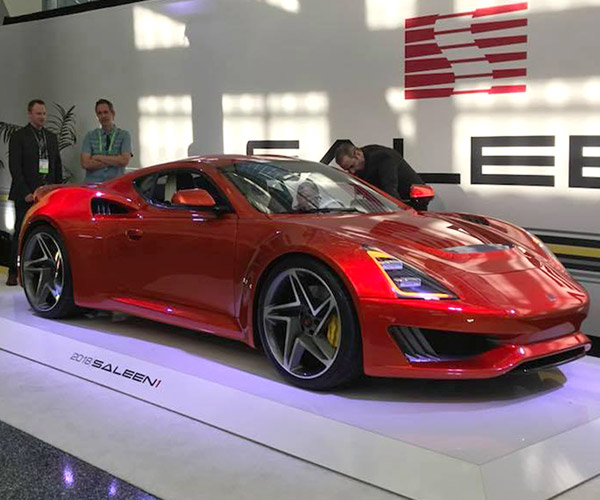 2018 Saleen S1 Rocks a 450hp Turbo-4 in a Svelte 2685 lb Package