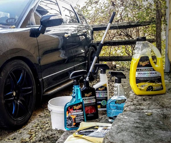 Put on Your Winter Coat, 3M and Meguiar's Style