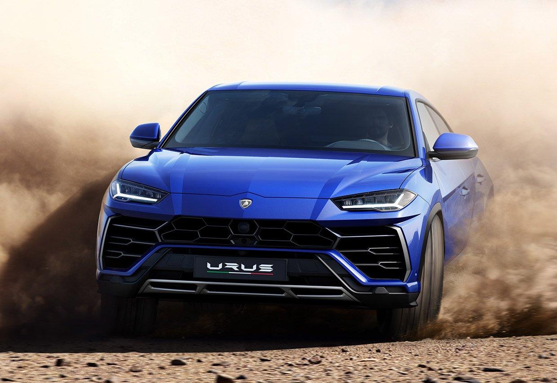 Lamborghini Urus SUV Packs an Insane 650 hp, Goes On or Off Road