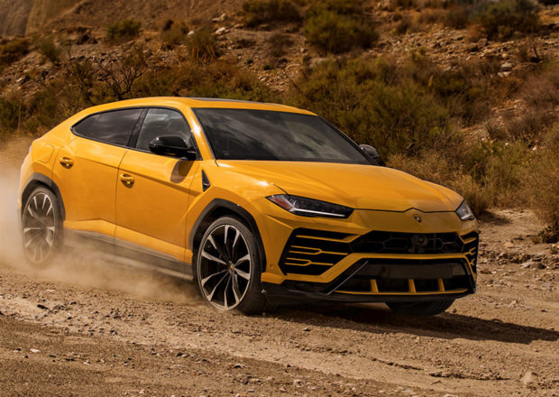lamborghini urus suv packs an insane 650 hp goes on or off road 95 octane. Black Bedroom Furniture Sets. Home Design Ideas