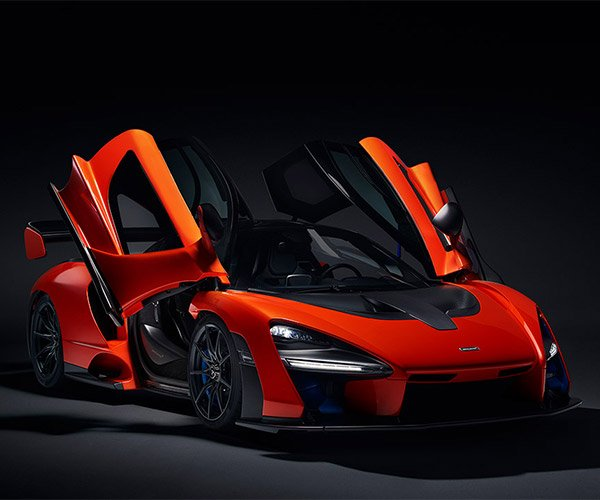 Wealthy SOB Shells out Millions for Last McLaren Senna