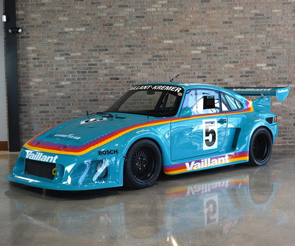 Fantastic 1976 Kremer Porsche 935 Race Car for Sale