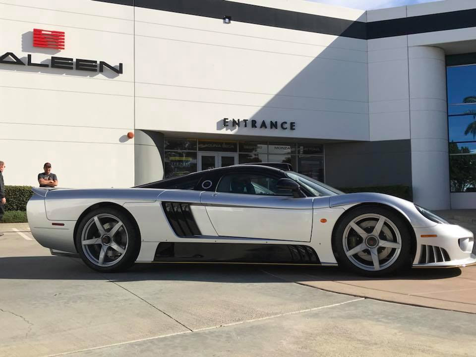 Saleen S7 Le Mans Edition Adds Turbos to Make 1300 hp - 95 ...