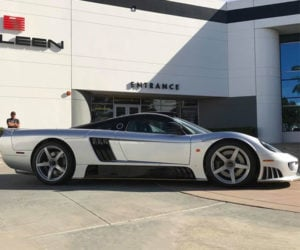 Saleen S7 Le Mans Edition Adds Turbos to Make 1300 hp