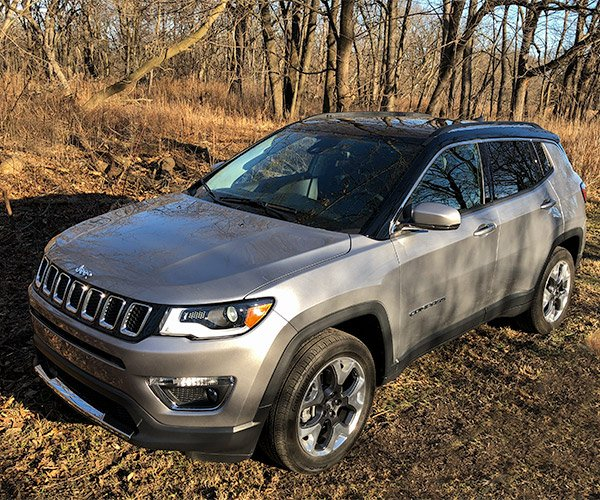 2017 Jeep Compass Limited 4×4 Review: True North
