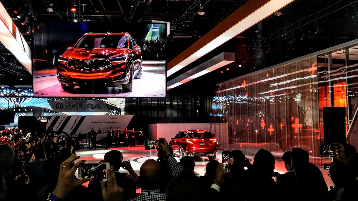 7 Surprises from the 2018 Detroit Auto Show