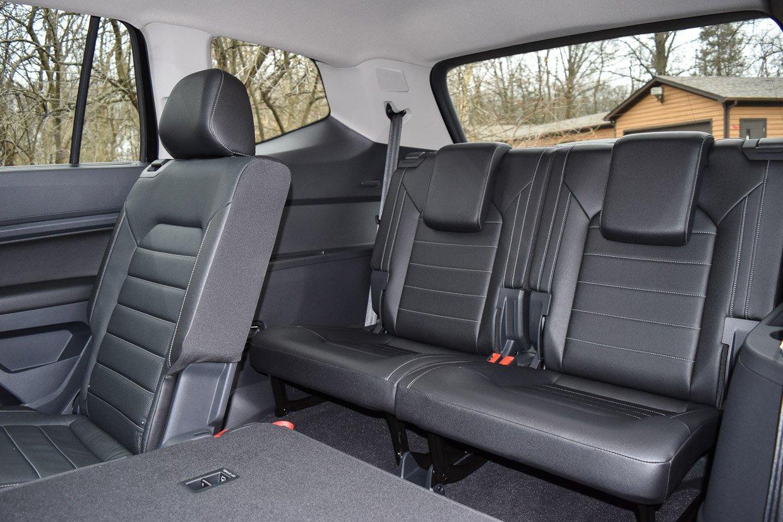 2018 Volkswagen Atlas V6 SEL Premium Review: Bigger Is Better