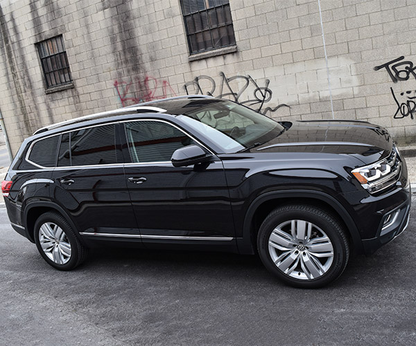 2018 Volkswagen Atlas V6 SEL Premium Review: Bigger Is Better