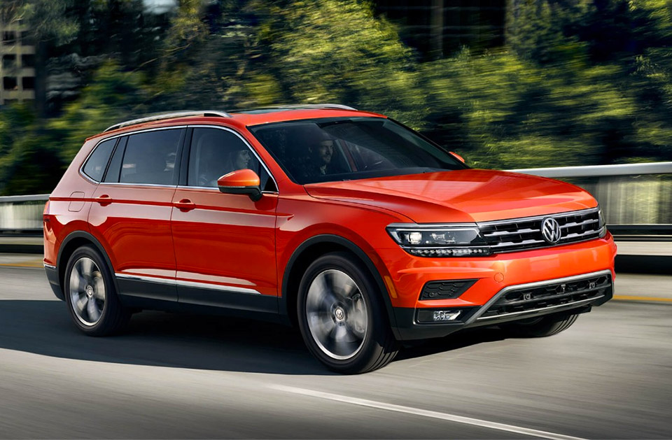2018 VW Tiguan Price Cut to Spur Sales