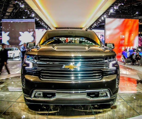 10 Things You Need to Know About the New Chevy Silverado