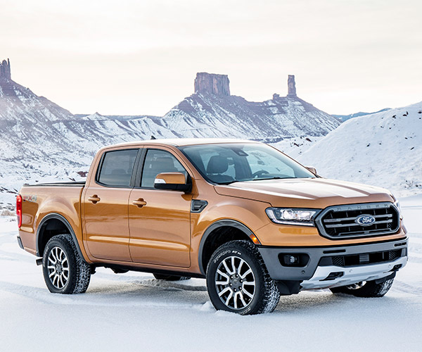 2019 Ford Ranger Revealed: Return of the Badass Half-pint Pickup