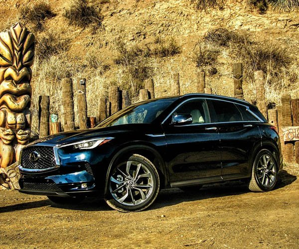 2019 Infiniti QX50 First Drive Review: Compress and Release