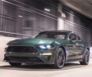 """2019 Ford Mustang Bullitt Packs """"at Least"""" 475 Horses"""