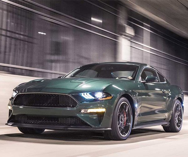 "2019 Ford Mustang Bullitt Packs ""at Least"" 475 Horses"
