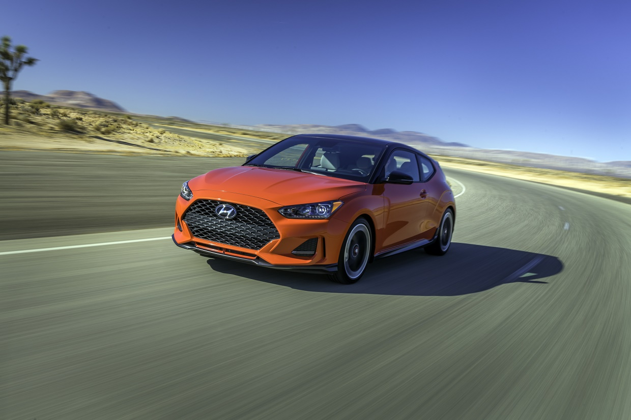 2019 Hyundai Veloster Revealed: Is it Better in Every Way?