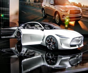 Inside the Infiniti Q Inspiration: The Future Looks Fantastic