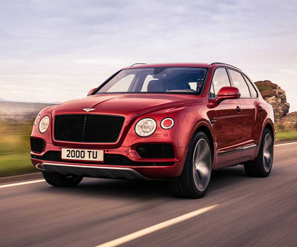 Bentley Bentayga V8 Drops Some Cylinders, Keeps the Luxury
