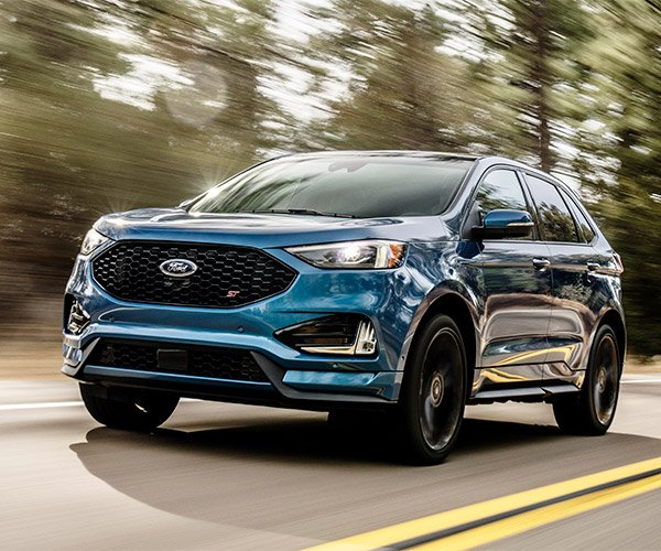 Ford Performance Sharpens Its Blade with the 2019 Edge ST