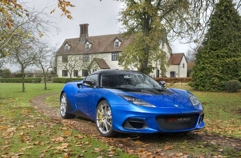 Lotus Evora GT410 Sport Speeds into the US this Summer