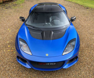 Lotus Evora GT410 Sport Speeds into the US this Summer