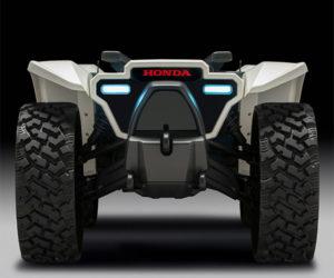 3E-D18 Robotic Concept Is an Autonomous, Off-road Workhorse