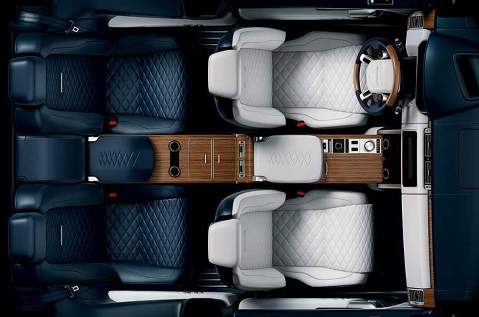 "Ranger Rover SV Coupe Luxury ""SUV Coupe"" Teased"