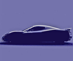 Rimac Concept Two Promises More of an Awesome Thing