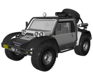 SCG Baja Boot is a Baja Racer for the Street