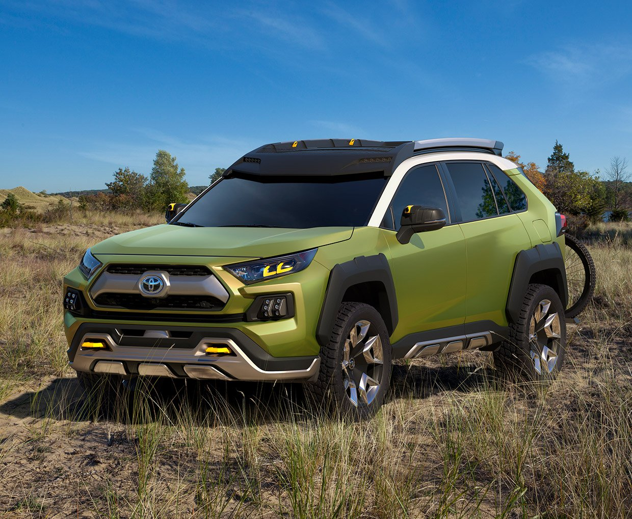Toyota Says There's Room for a Small Off-roader in Their Lineup
