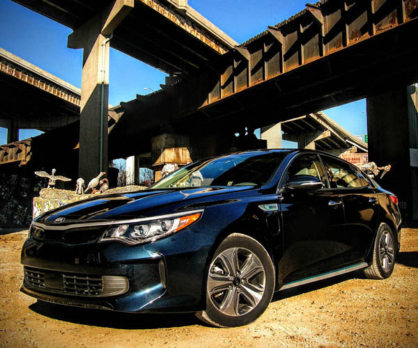 10 Things You Need to Know About the Kia Optima PHEV