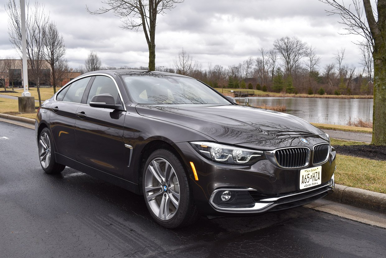 2018 BMW 430i xDrive Gran Coupe Review