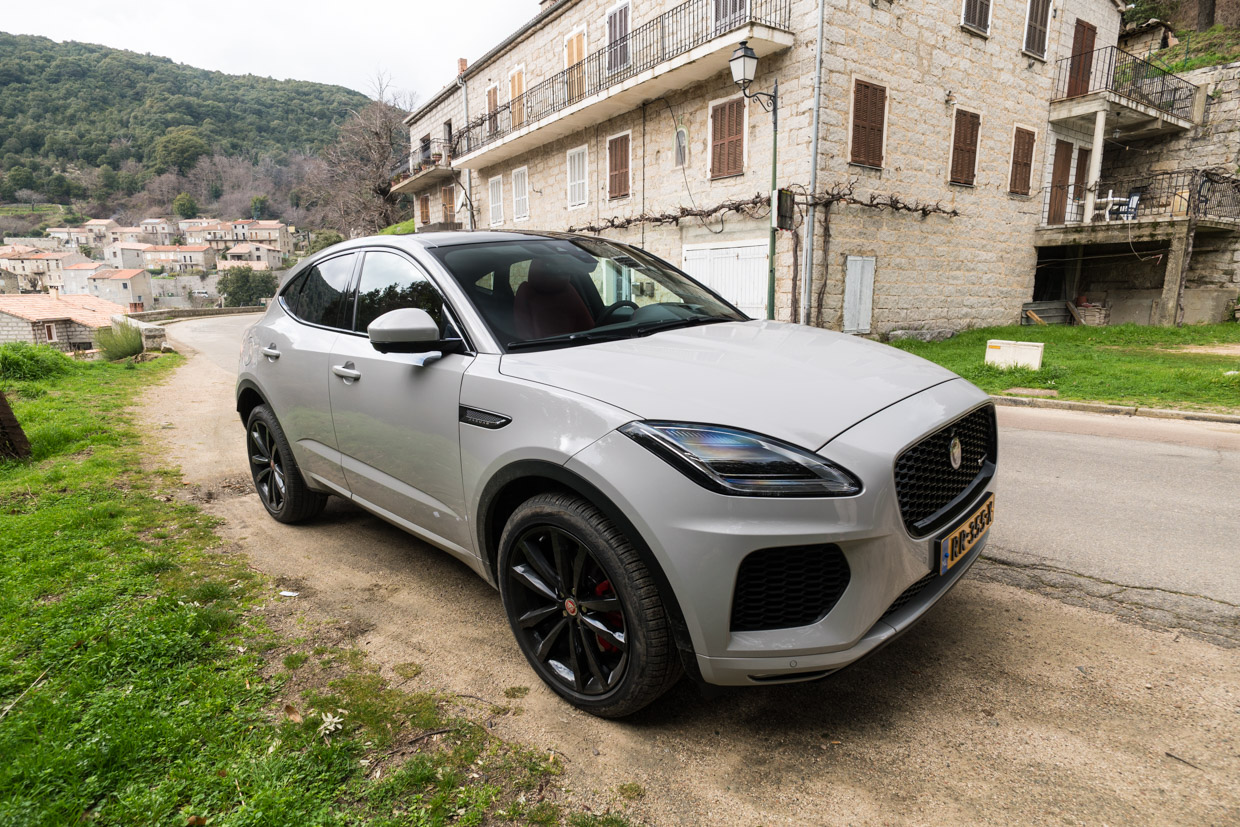 2018 Jaguar E-PACE First Drive Review: Small, but Mighty