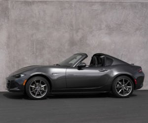 2018 Mazda MX-5 RF Gets Modest Upgrades