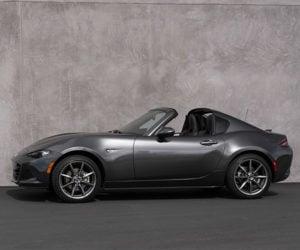 2018 Mazda MX-5 RF Gets Modest Upgrades