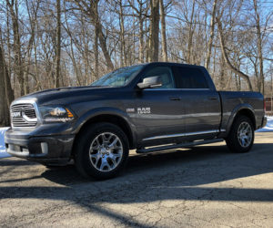 2018 RAM 1500 Limited Tungsten Review: The Boss's Truck