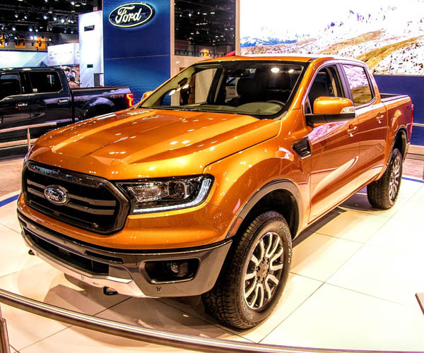 6 Things You Need to Know About the All-New Ford Ranger