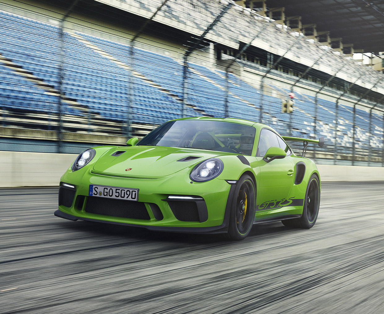 2019 Porsche 911 GT3 RS Price and Specs Announced