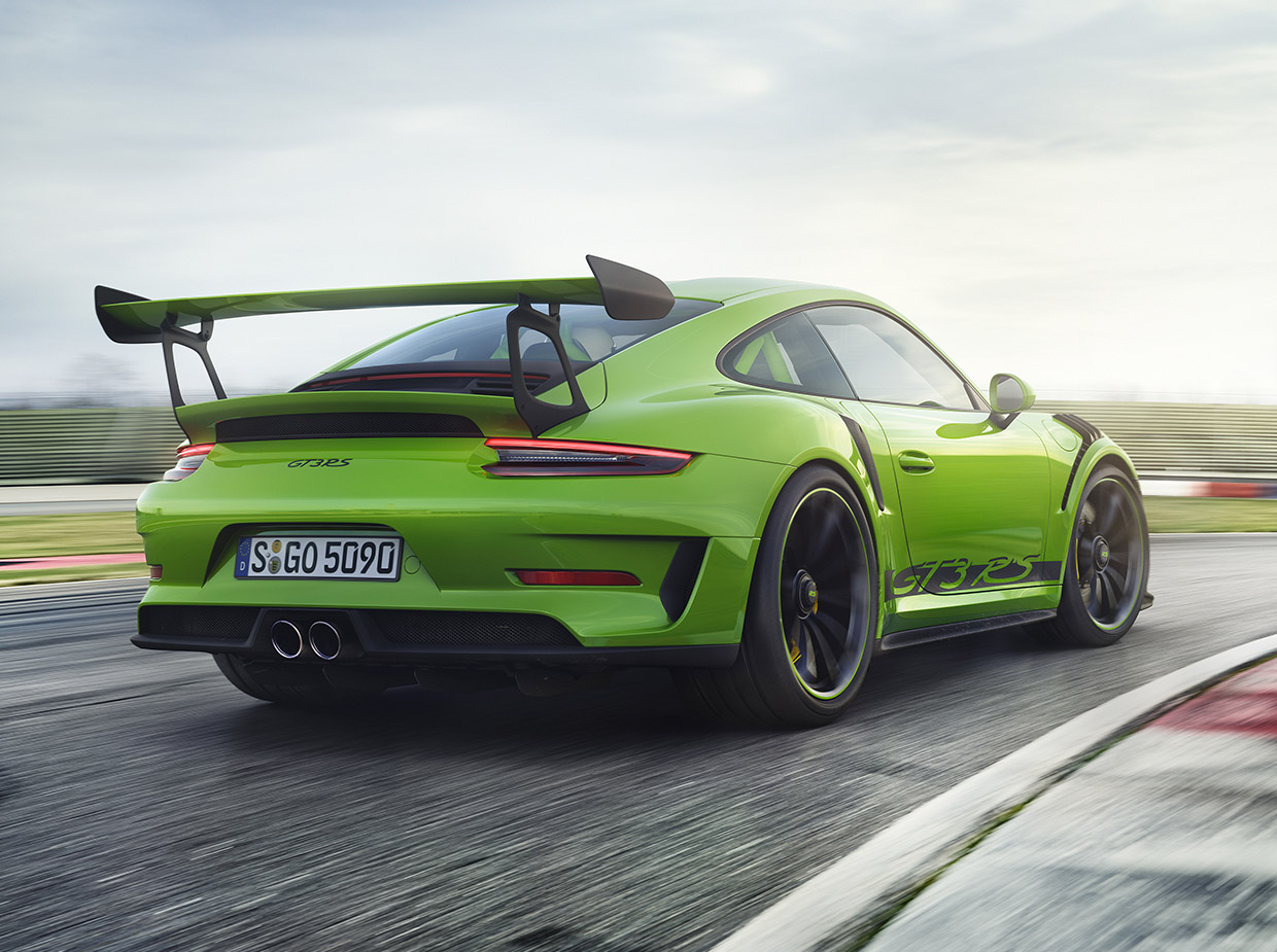 2019 Porsche 911 GT3 RS Price and Specs Announced - 95 Octane