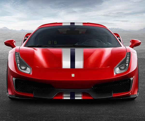 The Ferrari 488 Pista Has 710 Prancing Italian Ponies